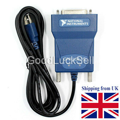 National Instrumens NI GPIB-USB-HS Interface Adapter IEEE 488 New In Box UK!