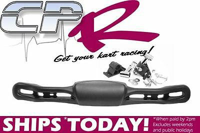 Go Kart Rear Bumper Bar Plastic (New Style) With Mounting System PSRC1KIT