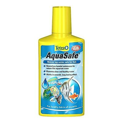 Tetra Aqua Safe Water Conditioner 500 ml 500ml