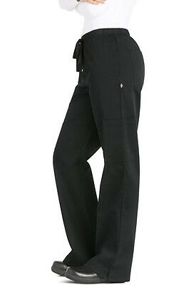 Dickies Women's Chef Pant in Black DC17 BLK