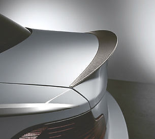 BMW 1 Series E82 Coupe M Performance Boot Spoiler