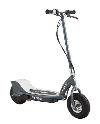 Razor 13113614 E300 Electric Scooter, Gray