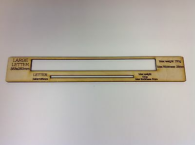 Royal mail Letter,large Letter Size Guide,made In Uk,in Stock Same Day Dispatch,