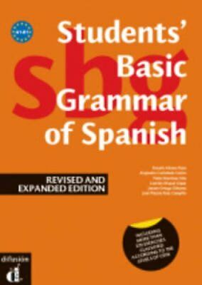 Students' Basic Grammar of Spanish Book A1-b1 - Revised and Exp... 9788484434375