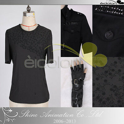 EE0025BN FINAL FANTASY XV Noctis Lucis Cosplay Costume T-shirt only
