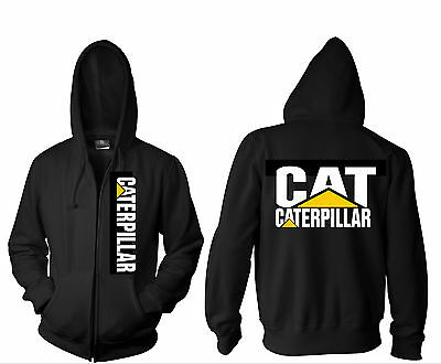 Caterpillar Cat Street Wise Urban Jacket Hoodie