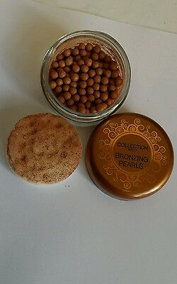 Collection 2000 Bronze Bronzing Pearls 13g UK SELLER