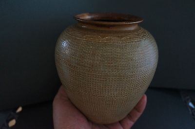 collection master artisan of pottery by the Korean government powdered celadon