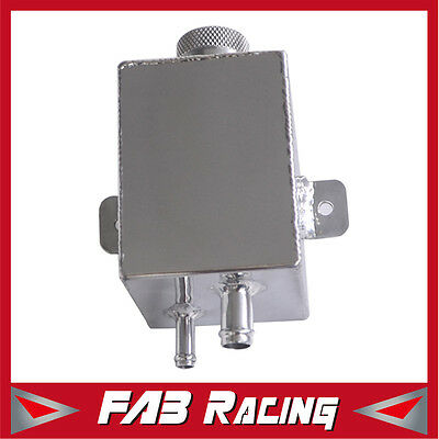 Aluminum Radiator Coolant Overflow Expansion Tank New