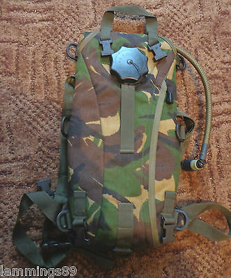 British Army DPM 3 Litre Source Hydration System