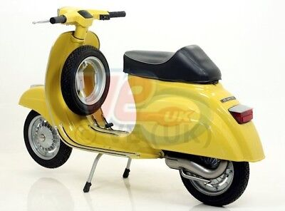 Vespa 90 100 Giannelli Classic Sports Exhaust System - Not Road Legal
