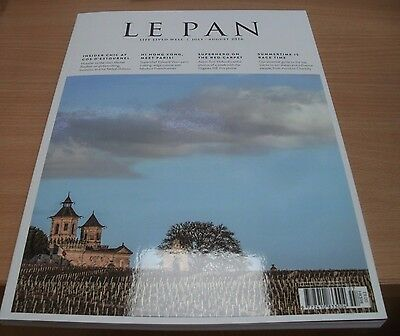 Le Pan magazine #5 Jul-Aug '16 Cos D'estournel, Hong Kong food meets French Wine
