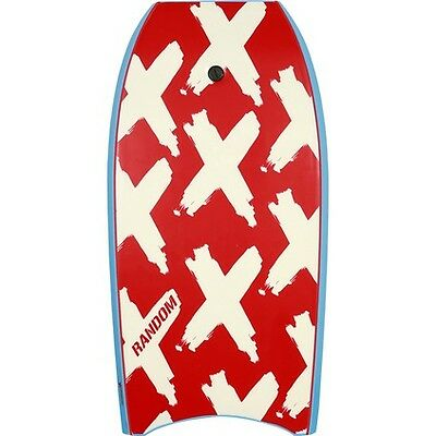 "42"" Blue/Red Bodyboard"