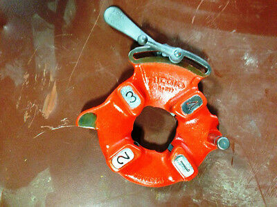 Reconditioned Ridgid 811 Diehead Use with 300 535 Threader