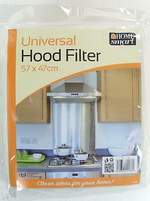 Universal Cooker Grease Hood Extractor Fan Filter – Cut To Size – 47cm x 57cm