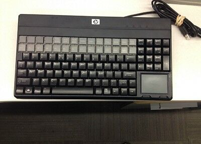 G86-62401EUAISA HP POS USB Keyboard with Integrated Touchpad