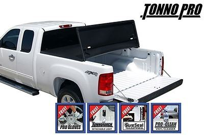 TonnoPro Tri-Fold Tonneau Cover for 15-17 F150 5.5' Extra Short Bed