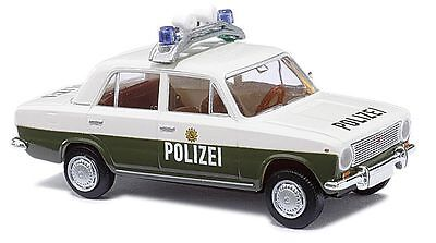 modellauto lada 1200 shiguli 2101 busch polizeifahrzeug. Black Bedroom Furniture Sets. Home Design Ideas