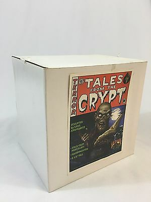 Tales From The Crypt Sculpture Cold-Cast Porcelain By Greg Aronowitz- Holloween