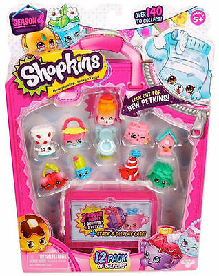 2016 Shopkins 12 Figure Pack - Season 4 Assortment *BRAND NEW*