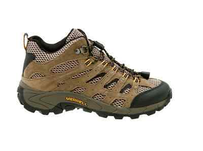 Merrell Moab Ventilator Mid Hiking Boots - Kids' - Walnut - 5.5 - NIB!