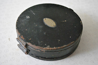 """A Scarce Early 20Th Century Hardy """"h.b"""" Combined Fly And Cast Box + Odd Flies"""