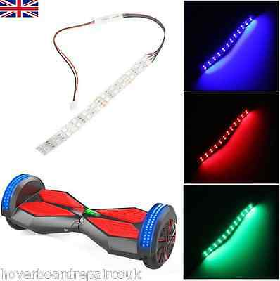 Swegway Wheel Arch LED's Hoverboard Self Balance Scooter Over Wheel Lights Pair