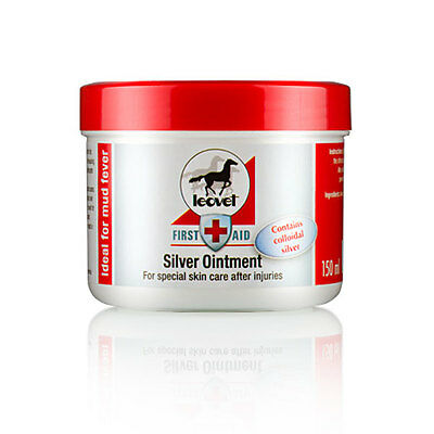 Leovet Silver Ointment 150ml (Skin Care) For mud fever. Antiseptic Wound Cream