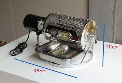 best Coffee Roaster Home Kitchen coffee bean Machine Stainless Steel 110V/220v