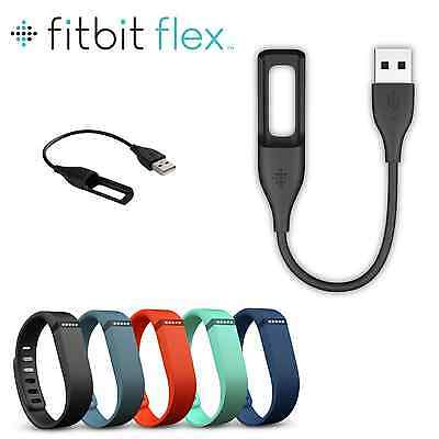 USB Charging Wire Cable Cord Charger For Fitbit Flex Smart Wristband Smartwatch