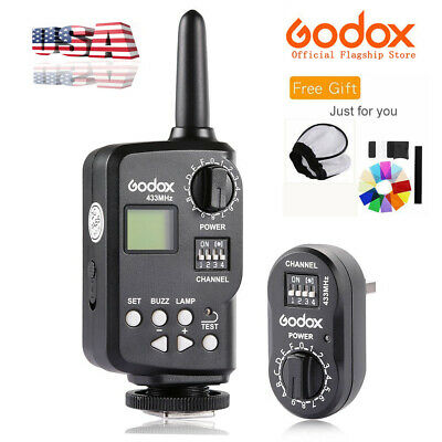 Godox FT-16 Wireless Power Controller Flash Strobe Trigger + Receiver for AD QT