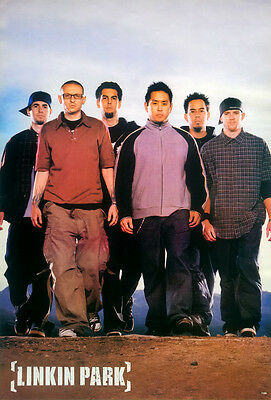 "LINKIN PARK (1996-Now) POSTER 20""x30"" American Alternative Metal Rock V4"