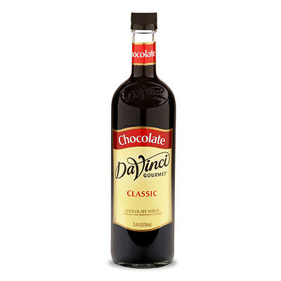 DaVinci Classic Chocolate Syrup 750ML