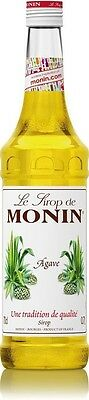 MONIN Agave syrup 700ml Glass