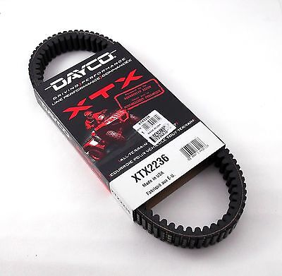 Dayco Xtx2236 Heavy Duty Drive Belt Can-Am Bombardier Outlander Renegade