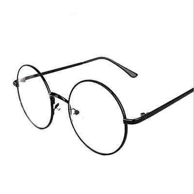 Clear Lens Eyeglasses Fashion Round Circle Metal Frame Harry Potter Eyeglasses