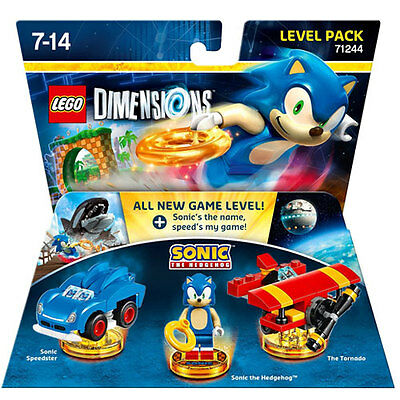 Lego Dimensions 71244 Level Pack Sonic