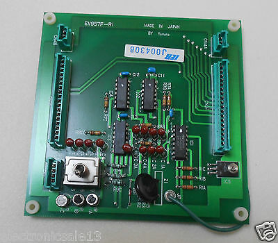 Yamato Pcb Board For Speed Controller Part No. Ev957F-Ri