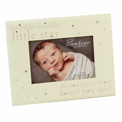 Bambino By Juliana Photo Frame - Twinkle Twinkle Little Star
