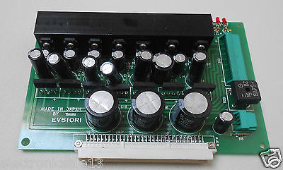 Yamato Pcb Board Power Supply Board  Part No. Ev510Ri