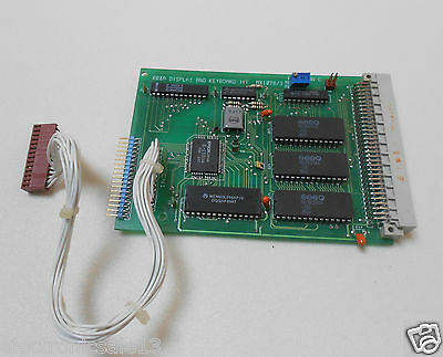 Rr&a Pcb For Display And Keyboard Revision C  Part No.mx1078/3