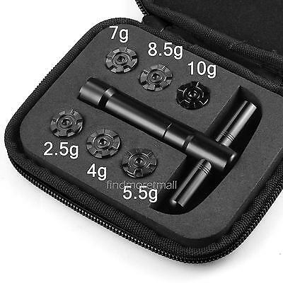 6Pcs Weights Screws Kit + Wrench for Ping G25 I25 Driver Fairway Wood Hybrid