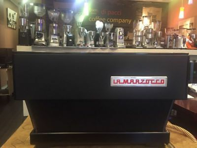 Pre-Owned 2 Group La Marzocco Linea AV Commercial Coffee Machine