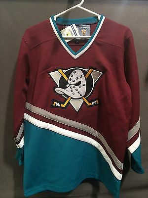 Ice Hockey Mighty Ducks Jersey