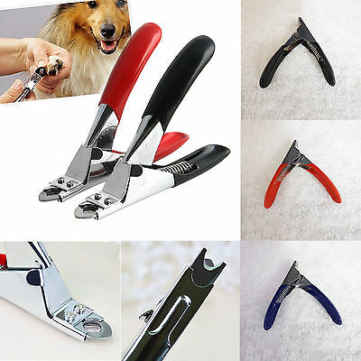 Pet Dog Cat Nail Toe Claw Clippers Scissors Trimmer Shear Cutter Grooming Tool P