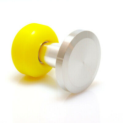 58.4mm Skate Tamp - Yellow  Caffewerks