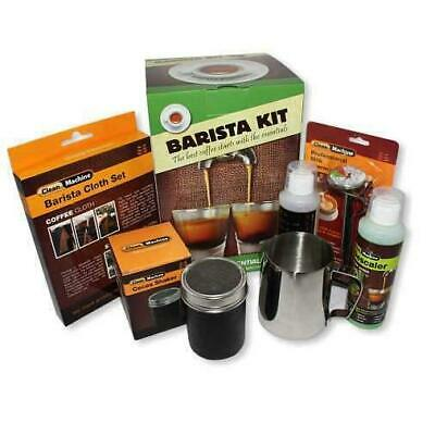 Barista Essentials Kit Barista  Clean Machine