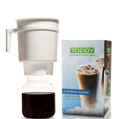 Toddy Cold Brewing System for Coffee & Tea  Toddy