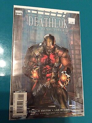 Deathlok the Demolisher 1 of 7 Marvel Knights