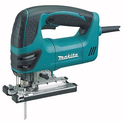 Makita JIGSAW 720W, Aluminium Base Lightweight Low Vibration & Noise Japan Brand
